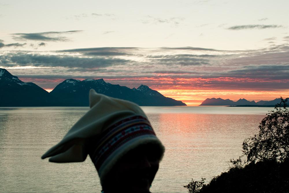 Bente, Kåfjord, Nord-Norge