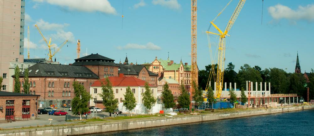 Väven i Umeå för Mir
