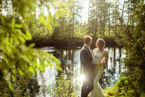 Bröllopsfotograf i Umeå