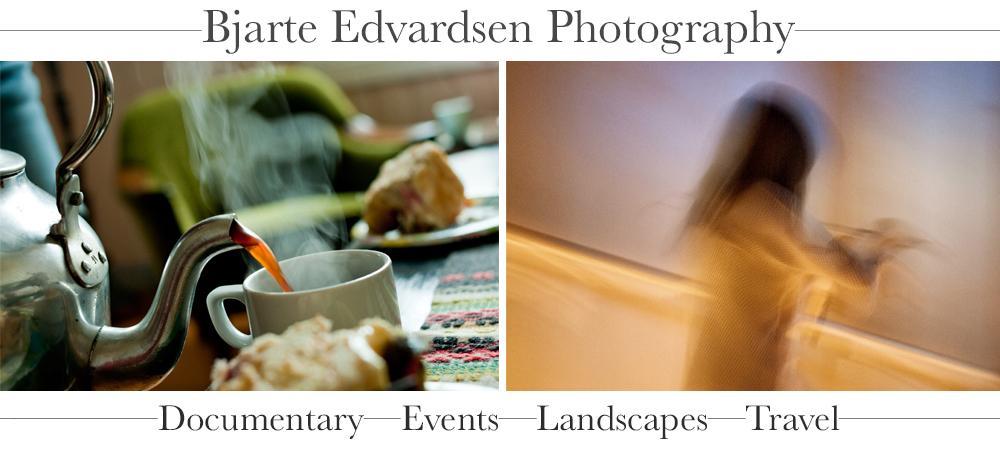 Bjarte Edvardsen Photography | Fotograf i Vindeln